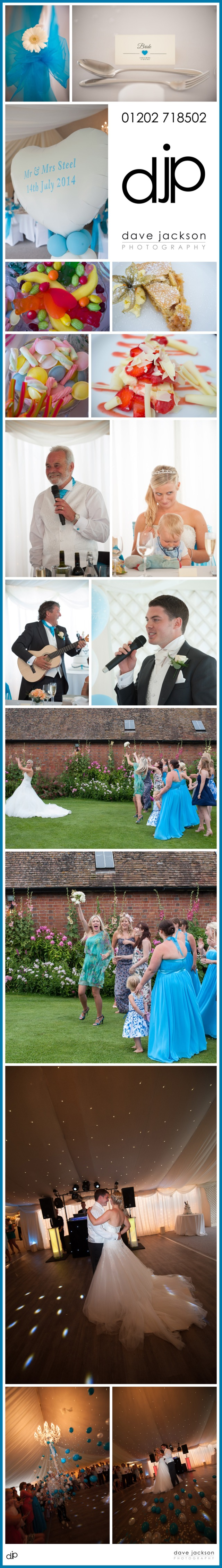Parley Manor Wedding Photographer